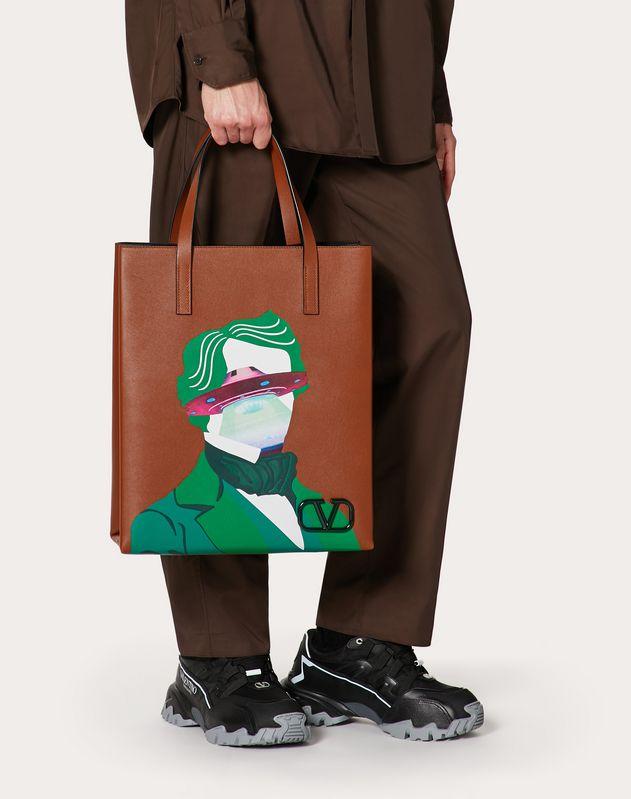 ヴァレンティノ ガラヴァーニ アンダーカバー ショッピングバッグ