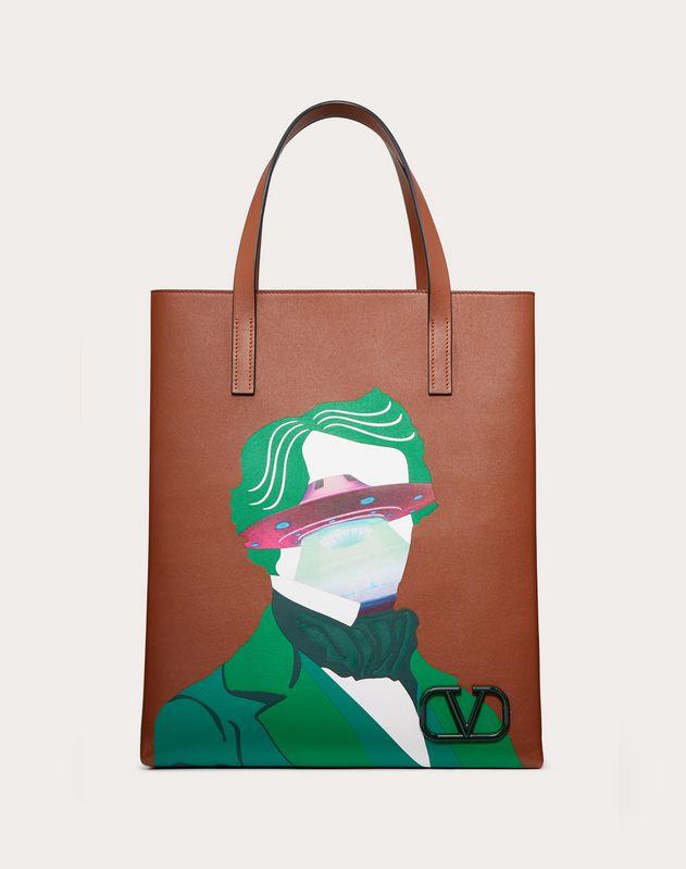 Valentino Garavani Undercover shopping bag