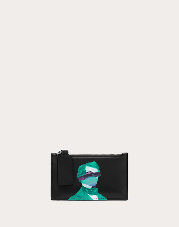 Valentino Garavani Undercover card holder.