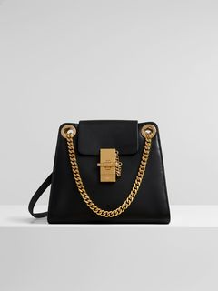 Mini Annie shoulder bag