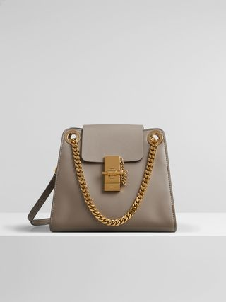 Mini Annie shoulder bag