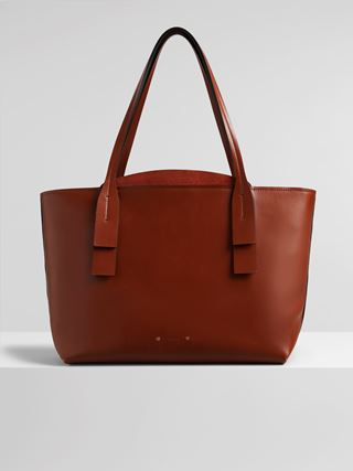 Medium zipped Chloé C tote