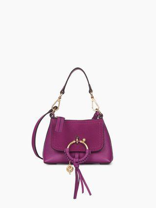 Mini Joan cross-body bag