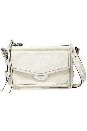 RAG & BONE Textured-leather shoulder bag