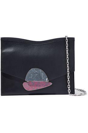 PROENZA SCHOULER Small Curl embellished leather shoulder bag