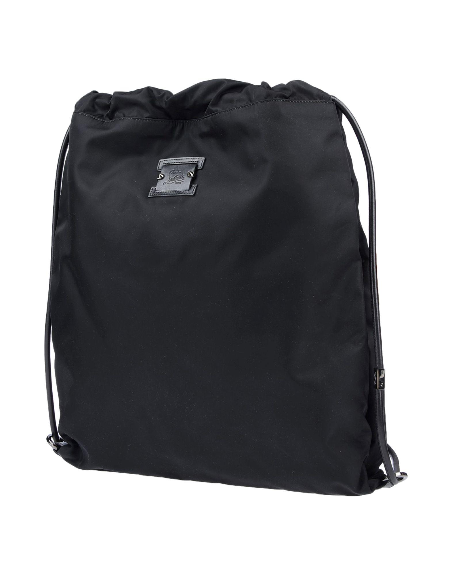 CHRISTIAN LOUBOUTIN Рюкзаки и сумки на пояс цены онлайн