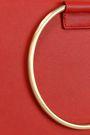 TARA ZADEH Embellished leather shoulder bag