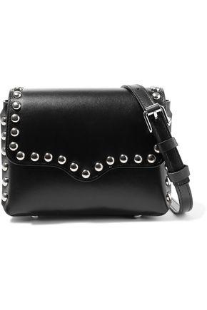 REBECCA MINKOFF Blythe small studded leather shoulder bag