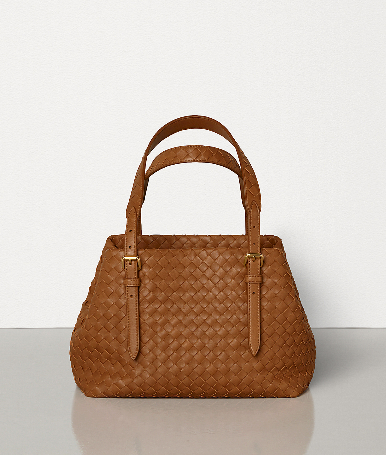 BOTTEGA VENETA | Mini Cesta Bag In Intrecciato Nappa - Bottega Veneta | Goxip