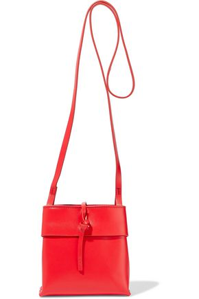 KARA Nano Tie leather shoulder bag