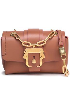 PAULA CADEMARTORI Embellished leather shoulder bag