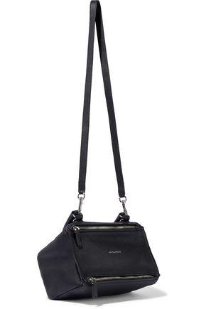 GIVENCHY Pandora mini textured-leather shoulder bag