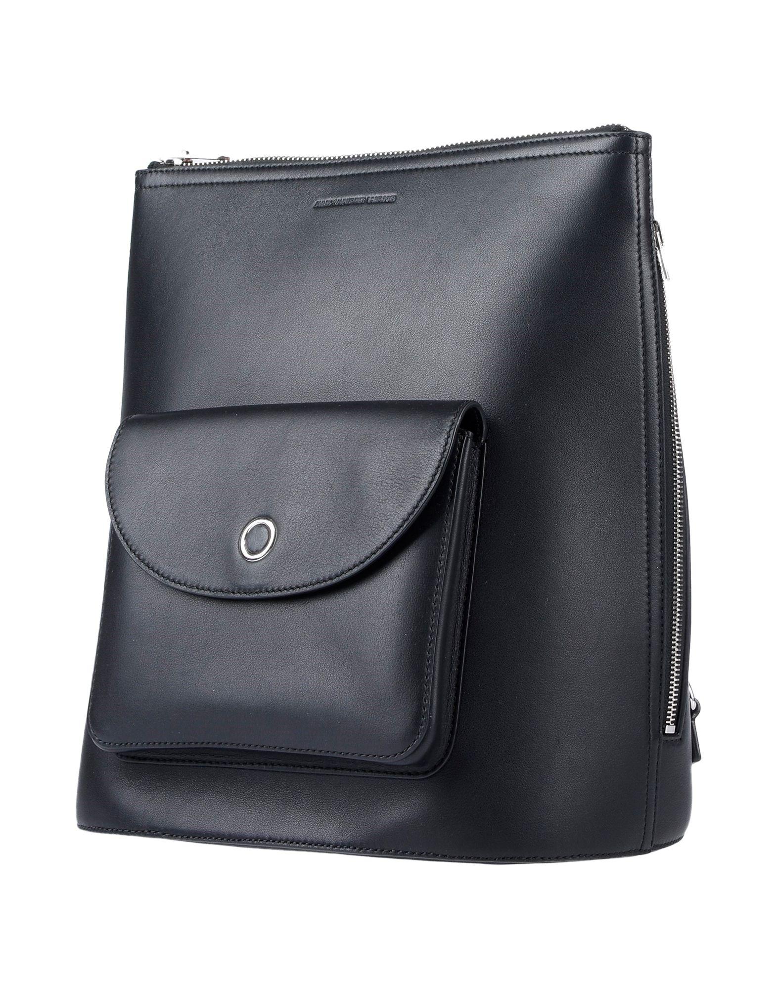 купить ALEXANDER WANG Рюкзаки и сумки на пояс по цене 32500 рублей