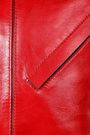 MARC JACOBS Glossed-leather shoulder bag
