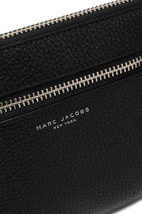 MARC JACOBS Pebbled-leather shoulder bag