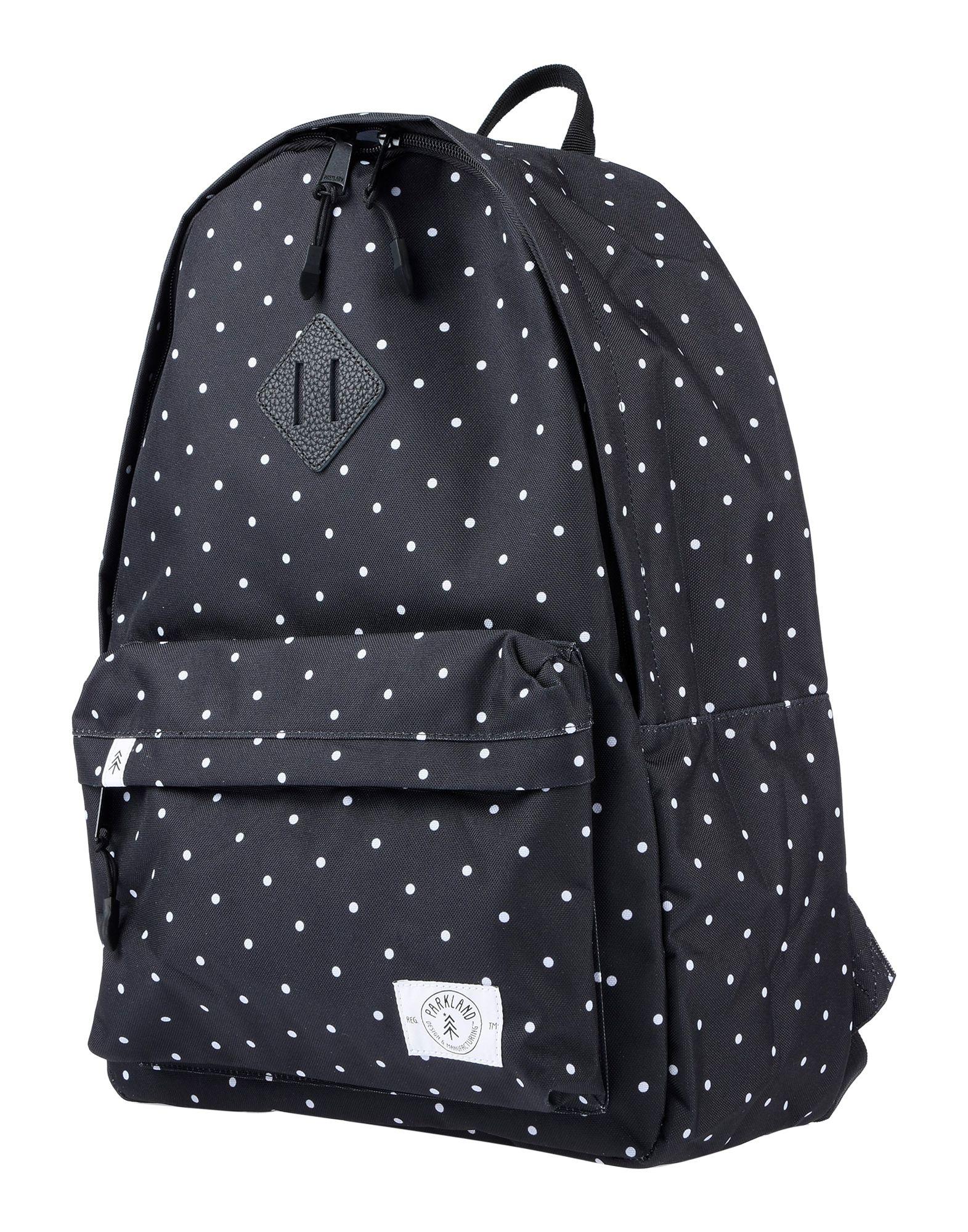 PARKLAND Рюкзаки и сумки на пояс hanerou cute keychain рюкзаки для девочек мода tassel женщины рюкзак женский красочный daypack schoolbag кожаные наплечные сумки