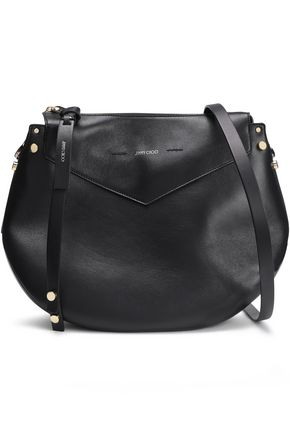 JIMMY CHOO Leather shoulder bag