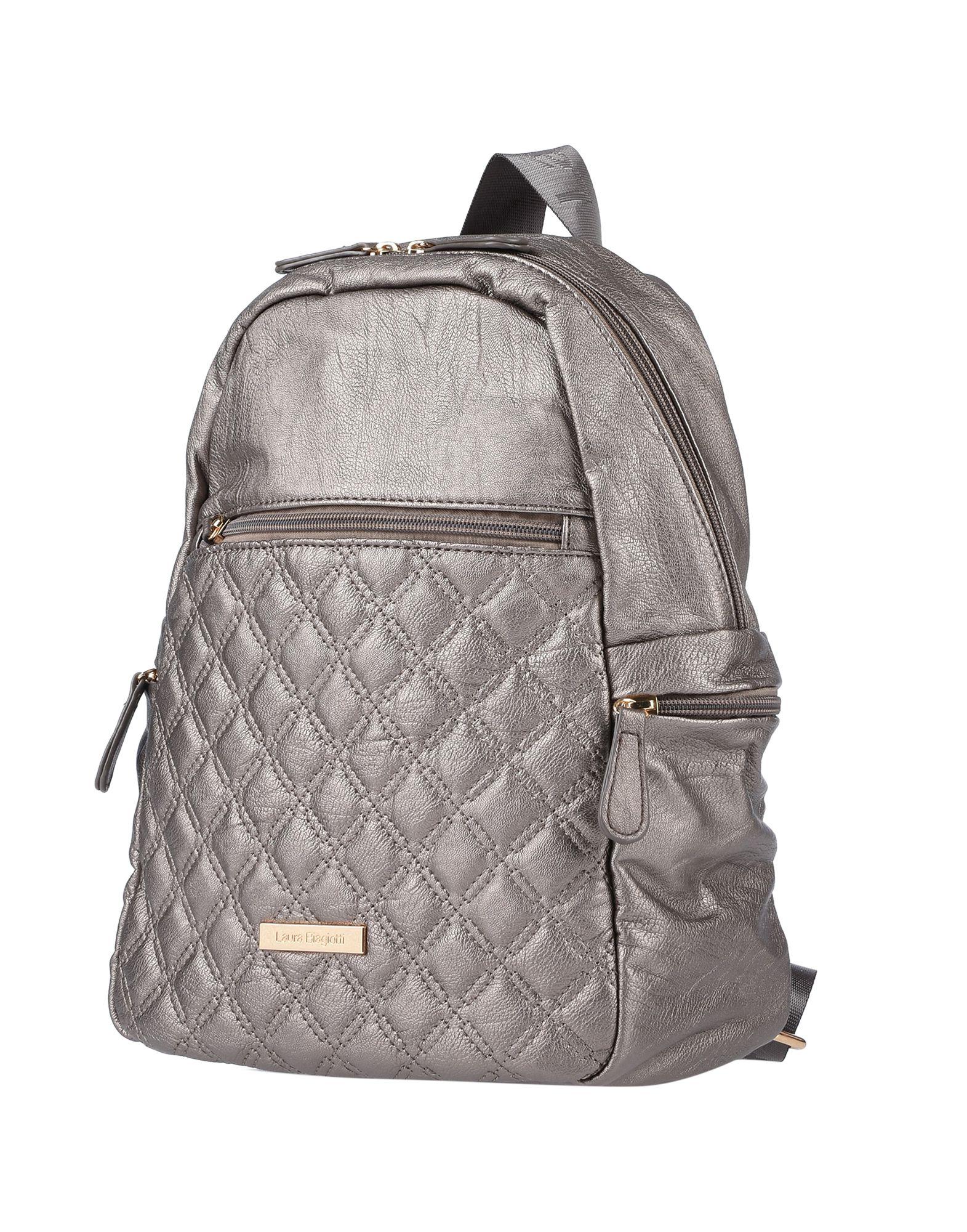цена LAURA BIAGIOTTI Рюкзаки и сумки на пояс онлайн в 2017 году