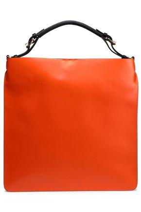 MARNI Coated leather tote