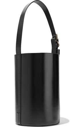 TRADEMARK Small Classic leather bucket bag
