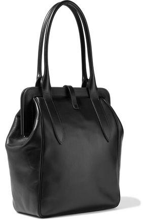 ANN DEMEULEMEESTER Tucson leather shoulder bag