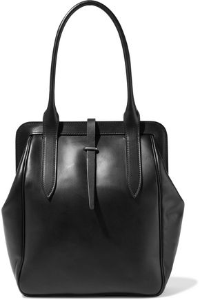 ANN DEMEULEMEESTER Tucson leather shoulder bag