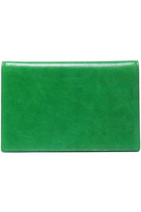 DIANE VON FURSTENBERG Leather pouch