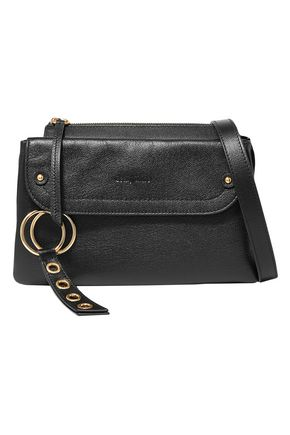 SEE BY CHLOÉ Phill textured-leather shoulder bag