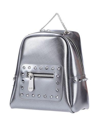Фото - Рюкзаки и сумки на пояс от GUM BY GIANNI CHIARINI серебристого цвета