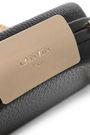 LANVIN Pebbled-leather clutch