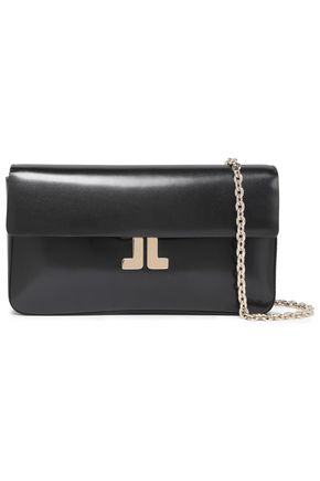 LANVIN Leather clutch