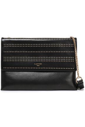 LANVIN Sugar medium studded leather shoulder bag