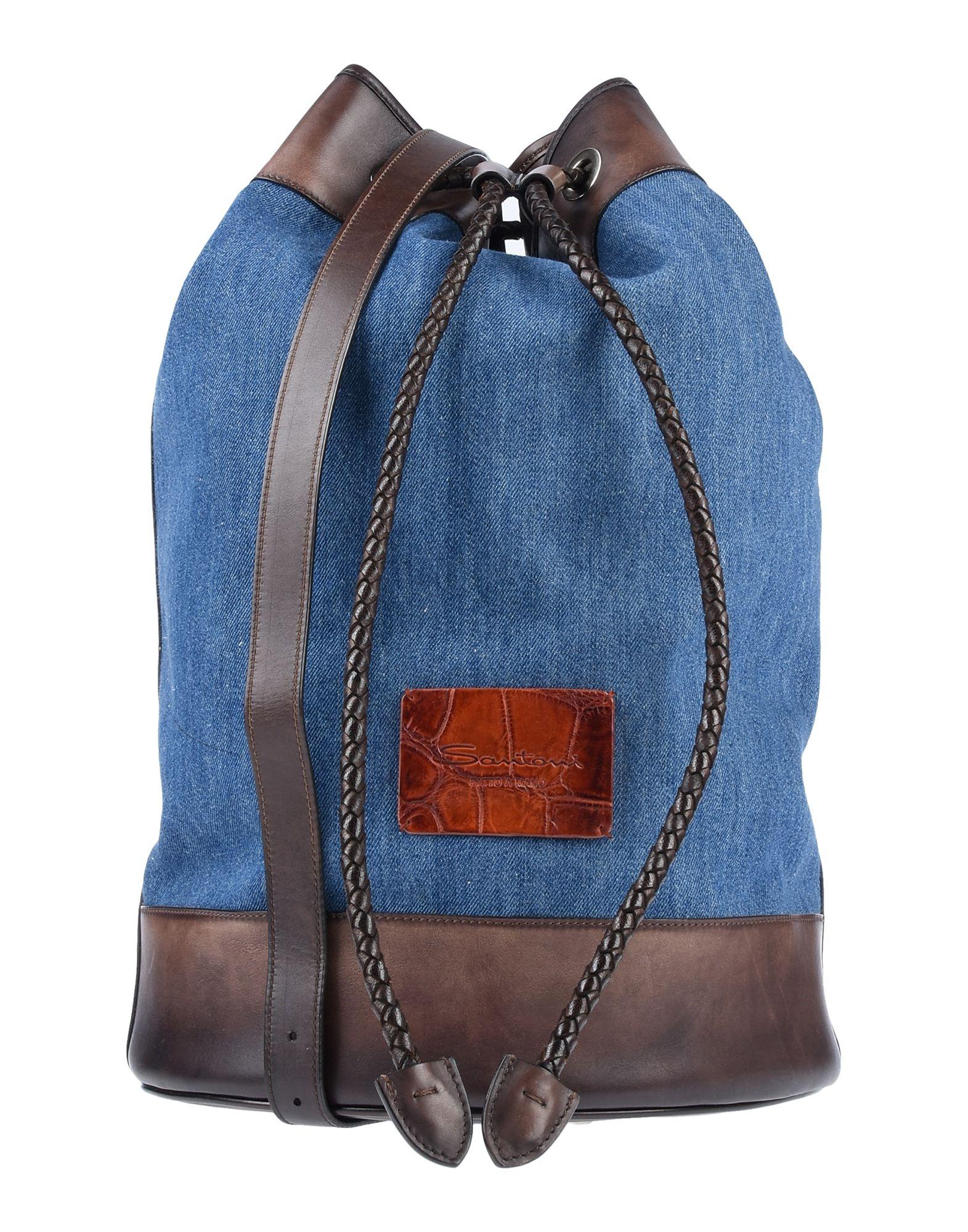 SANTONI Сумка на плечо santoni сумка на плечо