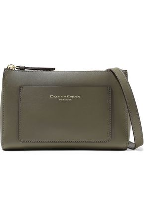 DONNA KARAN Karla small leather shoulder bag