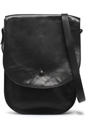 ANN DEMEULEMEESTER Studded leather shoulder bag