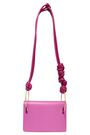 ROKSANDA Knotted two-tone leather shoulder bag