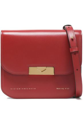 VICTORIA BECKHAM Eva leather shoulder bag