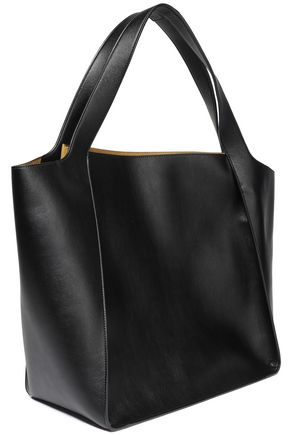 STELLA McCARTNEY Faux leather perforated tote