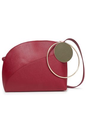 ROKSANDA Textured-leather shoulder bag