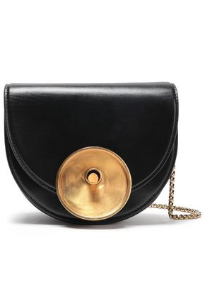 MARNI Monile mini leather shoulder bag