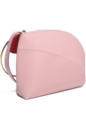 ROKSANDA Pebbled-leather shoulder bag