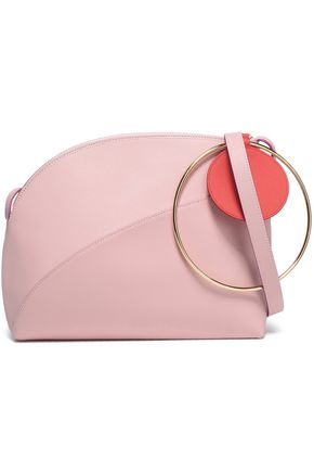 ROKSANDA Pebbled-leather shoulder bag