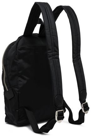 Marc Jacobs Backpacks MARC JACOBS WOMAN SHELL BACKPACK BLACK