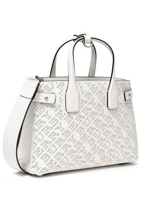 BURBERRY Leather tote