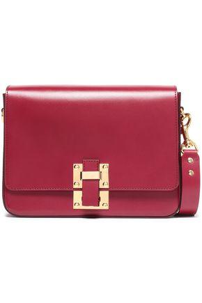 SOPHIE HULME Large Quick leather shoulder bag