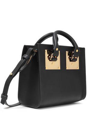 SOPHIE HULME Box Albion mini leather shoulder bag
