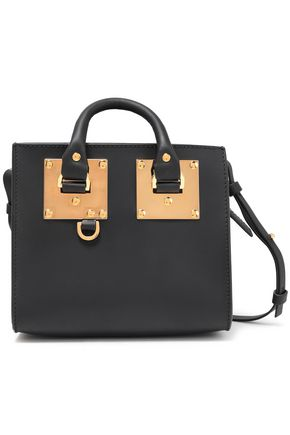 SOPHIE HULME Box Albion leather tote