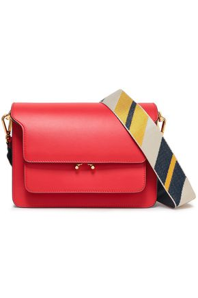 MARNI Trunk small leather shoulder bag