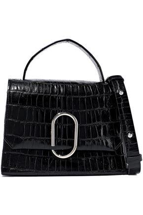3.1 PHILLIP LIM Alix mini croc-effect leather shoulder bag