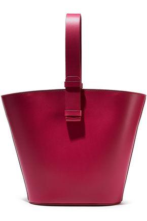 NICO GIANI Nelia large leather bucket bag